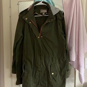 Forever 21 army coat